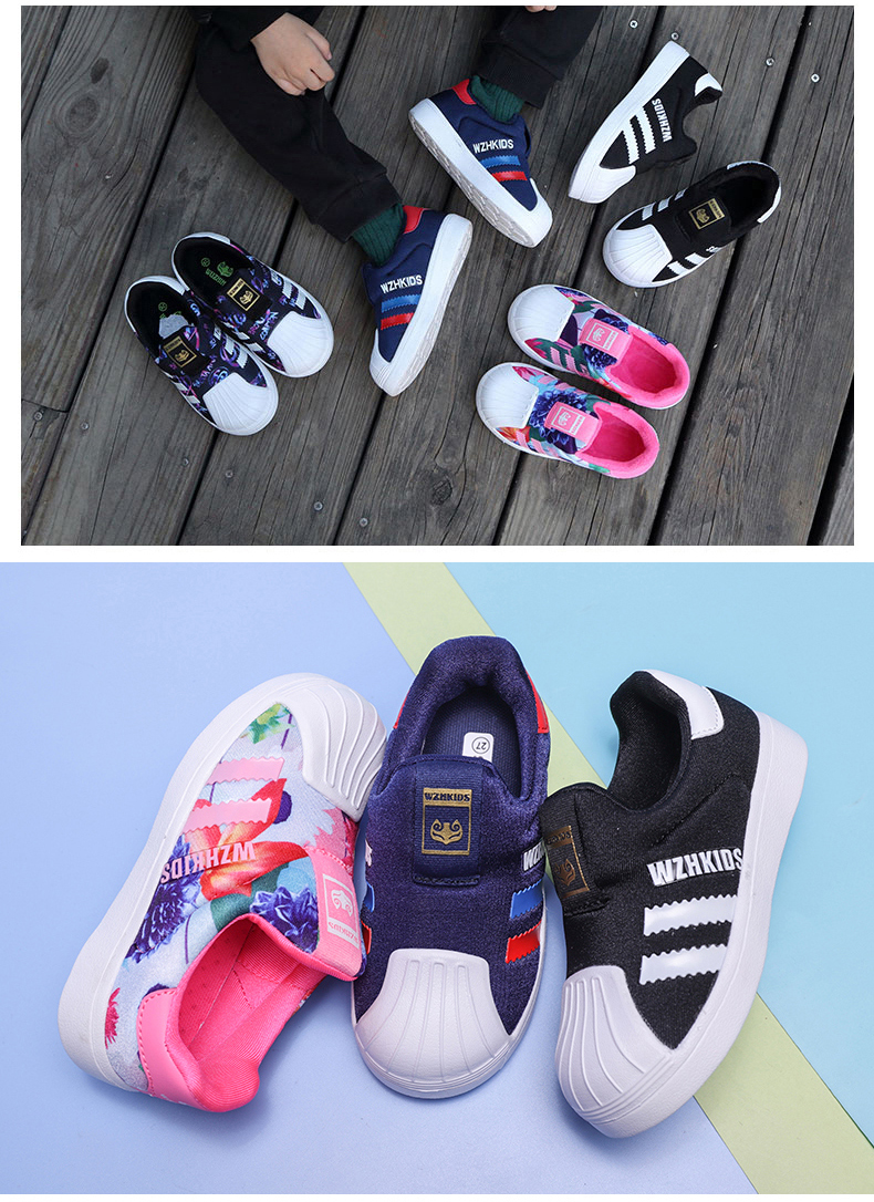 2019 Spring Autumn New Children Shoes For Girls Sneakers Boys Mesh Kids Shoes Fashion Casual Sport Running Leather Shoes girl  (6)