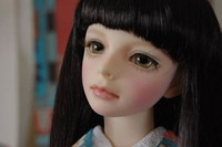 Бесплатная доставка и макияж и глаза! Супер Dollfie Volks класс 1/3 BJD куклы SD кукла 58 см прекрасный женский кукла mannequi