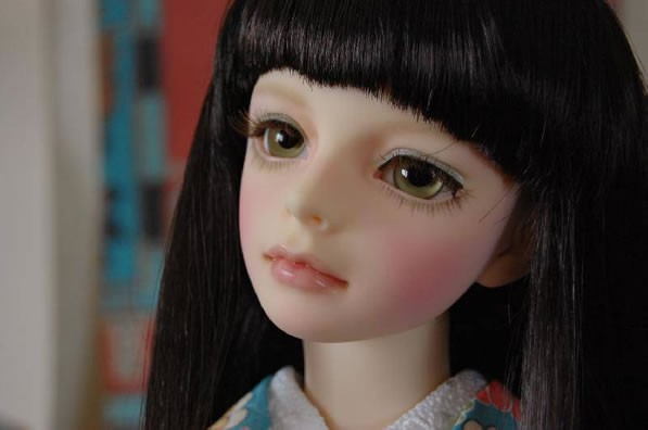 Free shipping and makeup and eyes ! Super Dollfie Volks Class A 1/3 bjd Doll sd doll 58cm lovely female doll Mannequi кукла bjd soom sard doll bjd sd volks dod doll gem1 3 luts