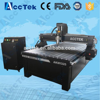 China manufacturer factory direct price plastic wood machine 3 axis cnc router 1325
