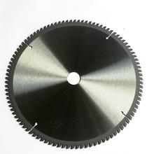 Free shipping of 1PC professional grade 10(255)*30/25.4*100/120T TCT saw blade table for hard wood/MDF/poly panel/cutting