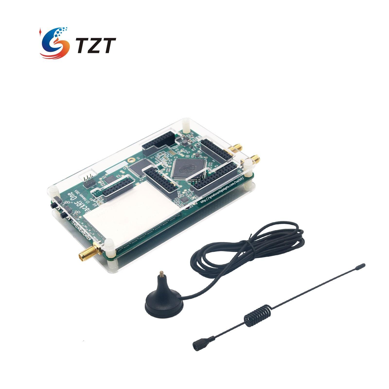 HackRF One 1 MHz to 6 GHz SDR Platform Software Defined Radio Development Board sheffilton подставка для цветов колонна медный антик
