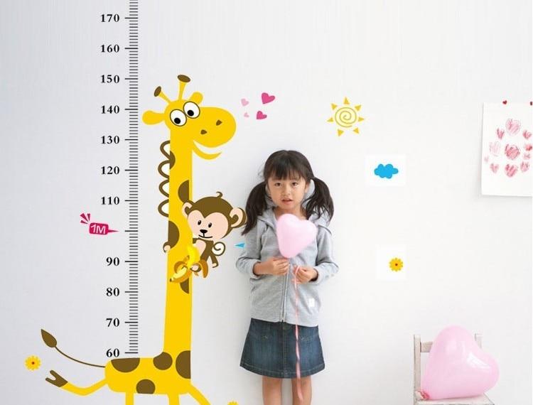 Big sticker 60 90cm giraffa background decoration sticker for Spulenunterschrank 90 cm