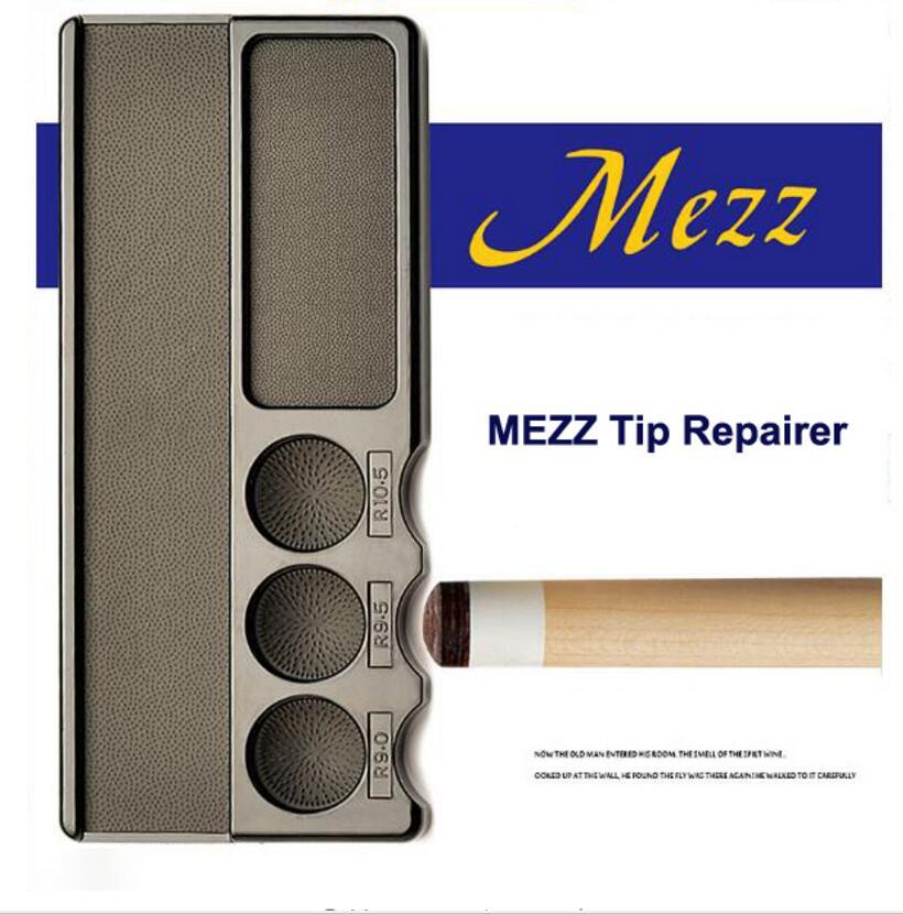 Оригинальный MEZZ бильярдный кий шейпер для наконечника инструмент для ремонта инструмент наконечник для бассейна наклейка на конец кия Наб...