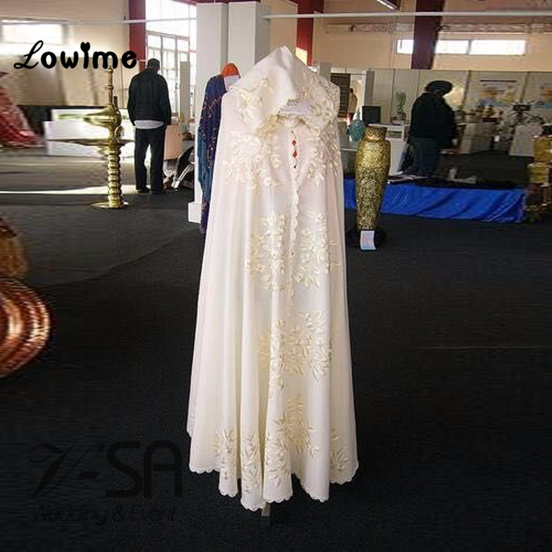 Bolero Women Chaqueta Mujer Wedding Bolero Muslim Women Bridal Cap Embroidery Islamic Hijab Custom Shawl For Wedding 2018 Convenient To Cook