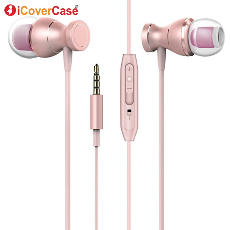 Sports Music Earphone For Xiaomi Redmi Y1 3 3S 3X Pro 4 4A Note 5A Prime 4X MI A1 5X A2  ...