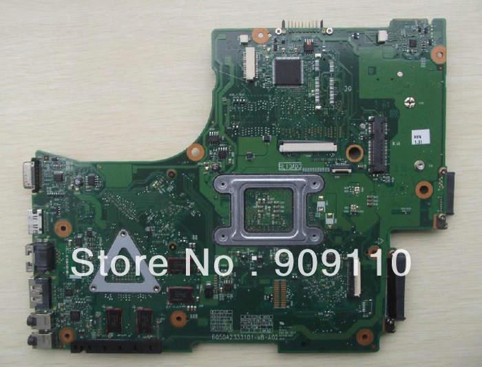 все цены на  L650 L655  non-integrated motherboard for Toshiba laptop L650 L655  V000218040 6050A2333101-MB-A02  онлайн