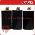 1pcs/lot Brand New High Quality For LG G3 Mini D722 Full Lcd Display Touch Screen Digitizer Assembly with Frame+Tracking No