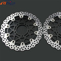 new wholesale Aluminum alloy&Stainless steel motorcycle accessories front brake disc roto For KAWASAKI Z 800/ABS 2013