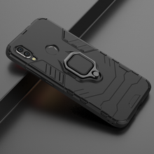 For  xiaomi redmi note 7 cover case fundas note7 magnet car ring holder