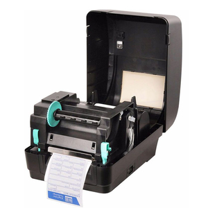 Image 5 - Xprinter ישירה ברקוד העברת מדבקת מדפסת רוחב 110mm עם סרט חינם מדפסת עבור תכשיטי תגי בגדים
