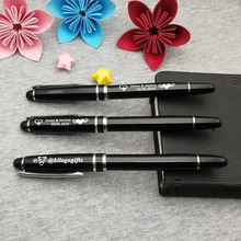 Free logo metal wring pen nice promotional items for small business promotion custom FREE your brand and email on body