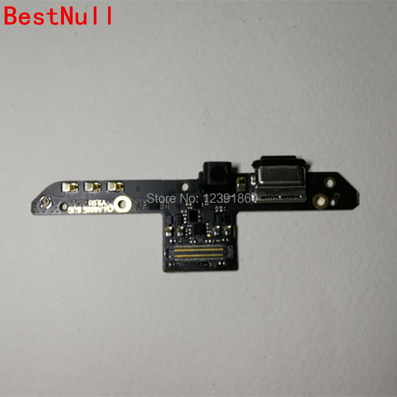 BestNull For AGM A9 USB Plug Charge Board USB Charger Plug Board Module For AGM A9 Mobile Phone Repair Parts +Track Number