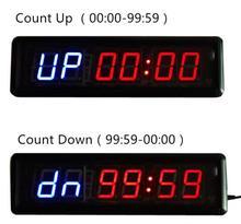 led clock led timer GYM clock GYM timer crossfit clock crossfit timer 1.8