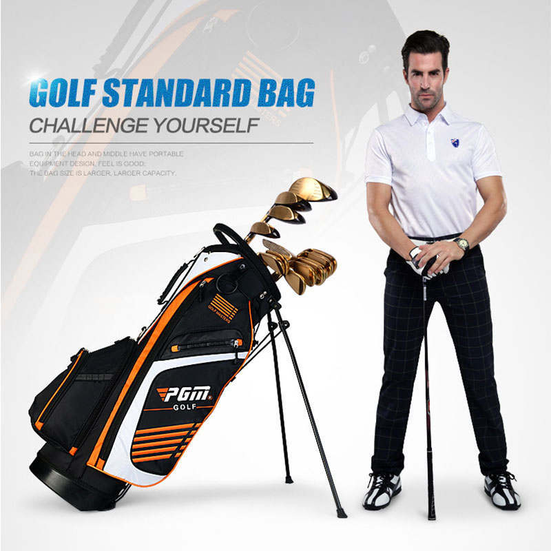 Golf-Rack-Bag Carry Nylon Portable Luxury Outdoor Multi-Purpose High-Quality