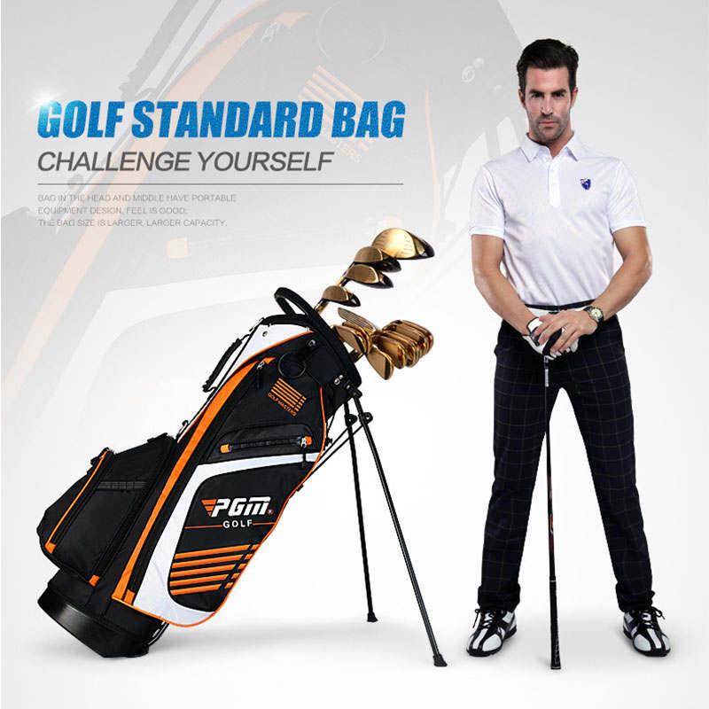 Golf-Rack-Bag Carry Nylon Portable Luxury Outdoor Multi-Purpose High-Quality