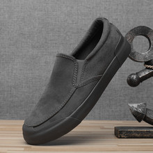 Monstceler Brand New Fashion Men's Vulcanized Shoes Slip On Loafer Designer Casual Shoes M7983