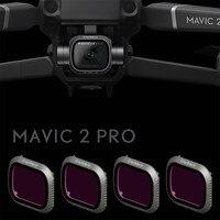 DJI Mavic 2 Pro Drone Filter ND 4 8 16 32 Camera Filters For DJI Mavic 2 Pro Polarizing UV Star6 Camera Filter Accessories