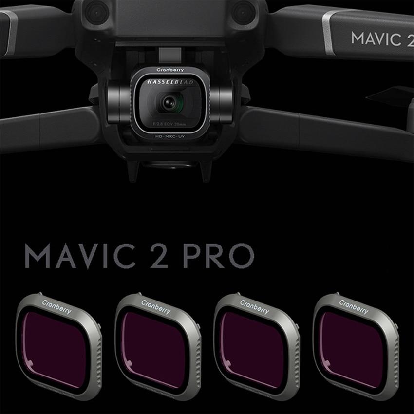 Filtre Drone DJI Mavic 2 Pro ND 4 8 16 32 filtres caméra pour DJI Mavic 2 Pro polarisant UV Star6 accessoires filtre caméra