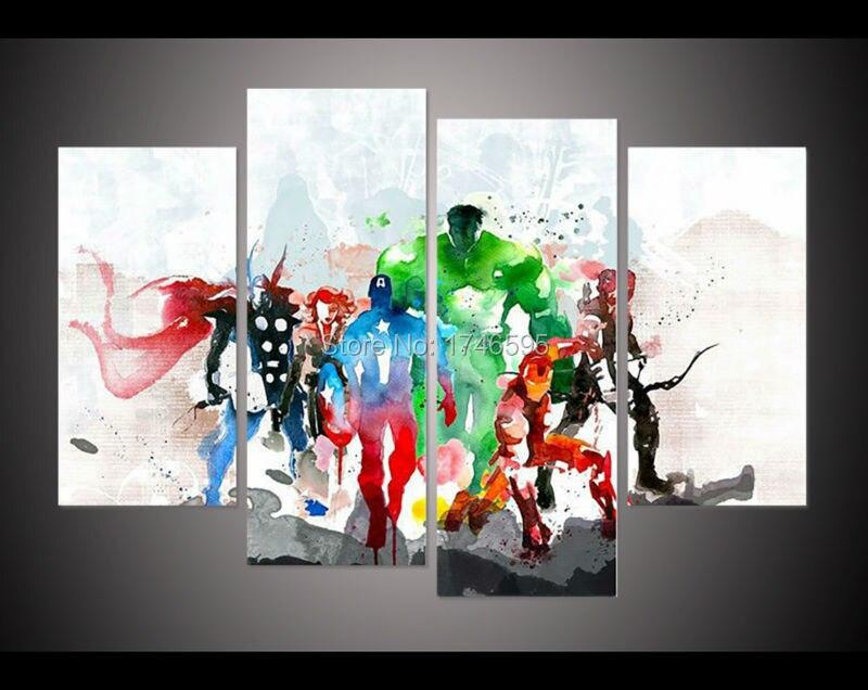 Online Get Cheap Avengers Print Alibaba