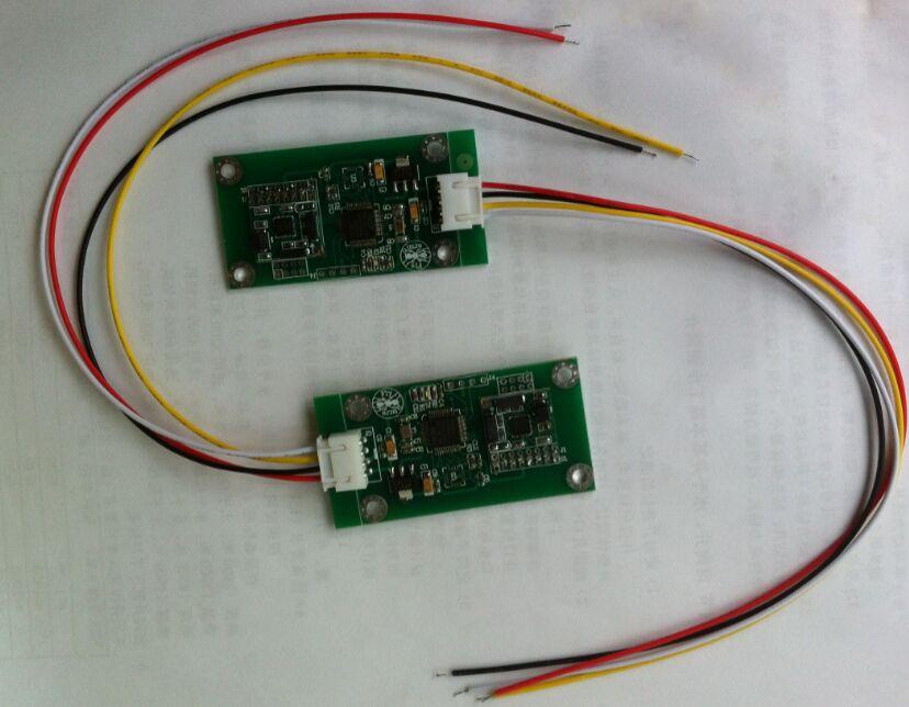 Livraison gratuite rapide RM3100 RM3000 plaque de Test PNI Module de capteur magnétique stm32 rm3300 carte de test de version d'évaluation