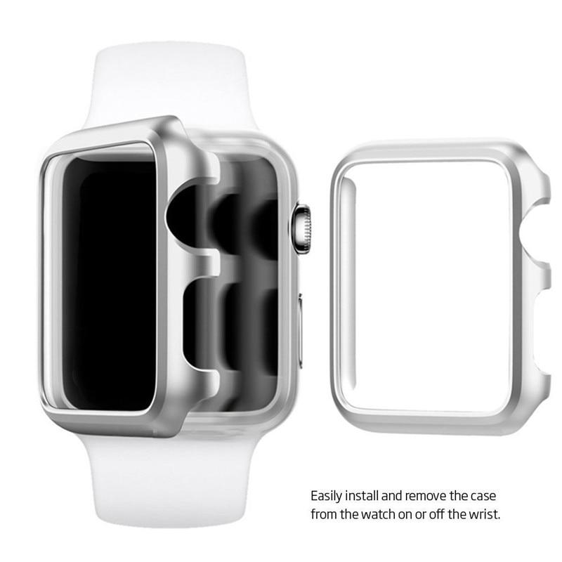 Klockor Bandtillbehör Fodral aluminium för Apple iWatch 38mm 42mm - Tillbehör klockor - Foto 2