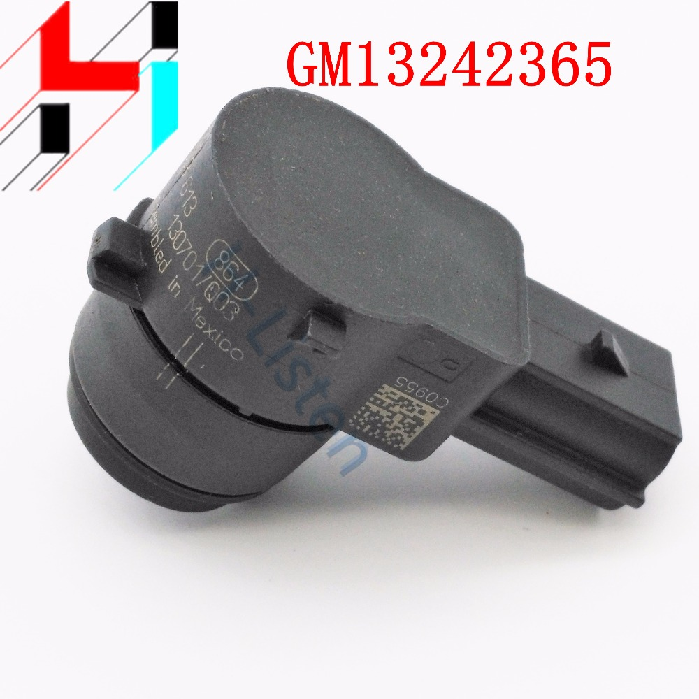 Parking-Sensor Radar-Detektory 0263003613 Corsa Opel 13242365 Bumper 13326235 4pcs 13368131 title=