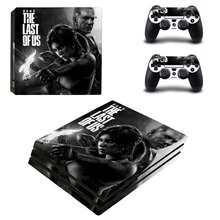 The Last of Us PS4 Pro Skin Sticker Vinyl Decal Sticker