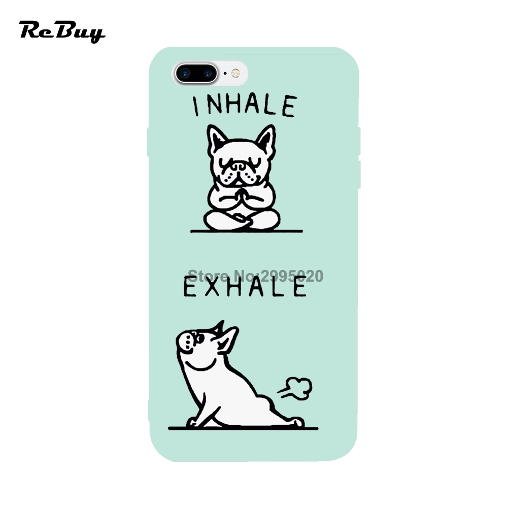 French Bulldog Quotes For Iphone Case 7/7plus Printed ...