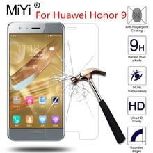 Для huawei Honor 9 STF-L09 STF-AL00 STF-AL10 STF-TL10 5,15 дюймов HD закаленное Стекло Экран защитная пленка 9H защитная Пленка чехол