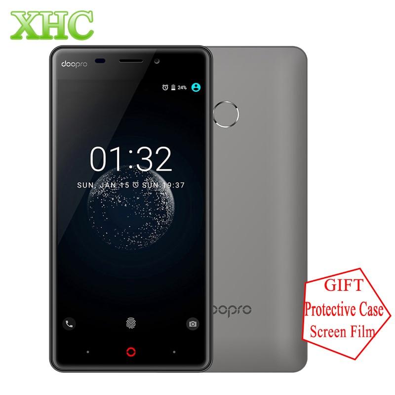 DOOPRO P1 Pro 2GB 16GB Mobile Phone Fingerprint ID 4200mAh 5 0 Android 6 0 Snapdragon