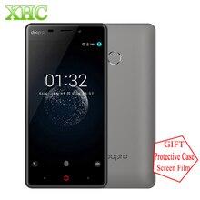 "DOOPRO P1 Pro 2 GB + 16 GB Handy Fingerabdruck ID 4200 mAh 5,0 ""Android 6.0 Snapdragon MSM8909 Quad Core 4G Dual SIM Handys"