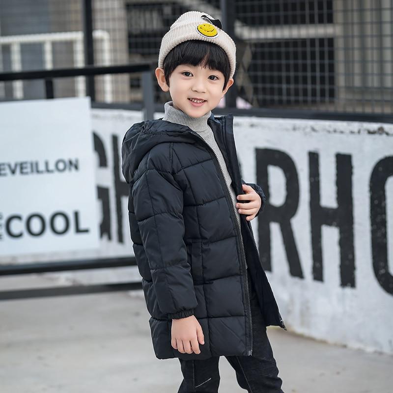 Ropa para Niñas 2018 nueva marca bebé niña plumón chaqueta plumas ... 28f9a8256eeb