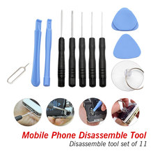 Mobile Phone Repair Tool11 In 1 Cell Phones Opening Pry Mobile Phone Repair Tool Kit Screwdriver Set For Iphone Samsung Accessor 9 in 1 cell phone screen opening pry mobile phone repair tool kit screwdriver tool set for iphone samsung hand tools opening set