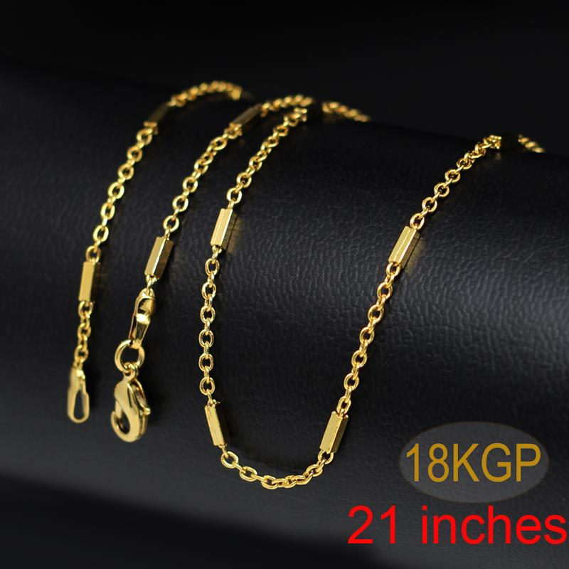 queen wedding design 2 years guarantee gold color knot rolo chain ...