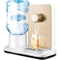 6 Seconds Quick Heating Desktop Mini Water Dispenser Tea Coffee Helper Electric Water Kettle Dispenser Desktop Boiling Water