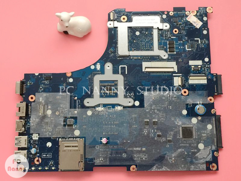 NOKOTION 1920x1080 for lenovo Y510P Laptop Motherboard Mainboard DDR3 NVIDIA GT 755M 2GB VIQY1 NM A032 works-in Motherboards from Computer & Office    2