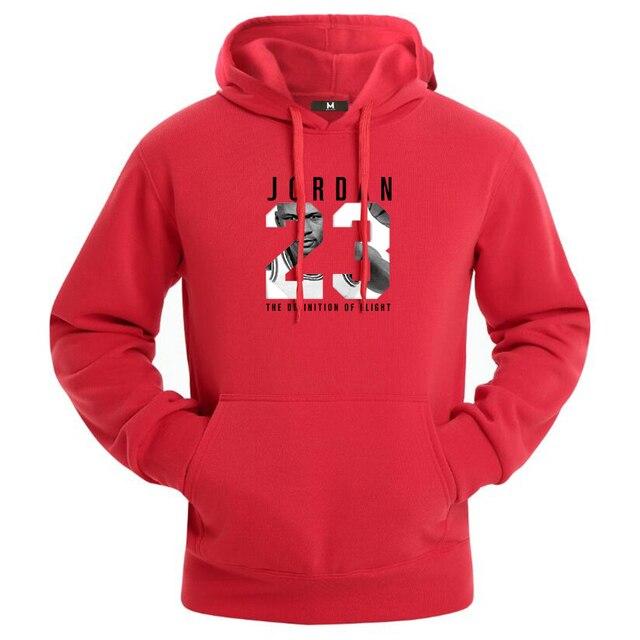 2020 Brand 23 Men Sportswear Fashion brand Print Mens hoodies Pullover Hip Hop Mens tracksuit Sweatshirts hoodie Sweats M-3XL 1