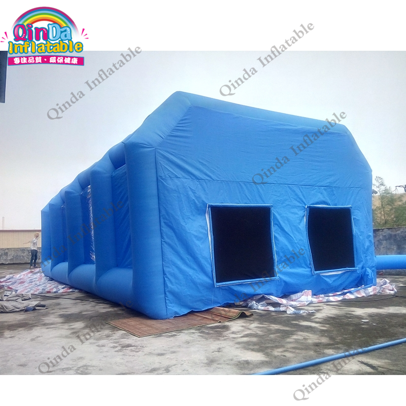 9m*4m*3m Inflatable Spray Booth Inflatable Car Painting Booth Car Capsule Tent For Painting Spray Booths akg pae5 m