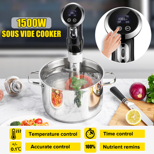 Slow Cookers Bolomix 1500W Vac