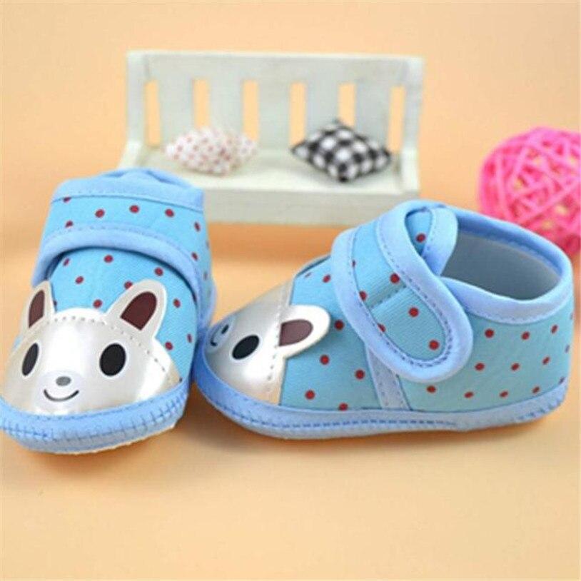 newborn baby shoes animal print Anti-slip first walkers cartoon (6)