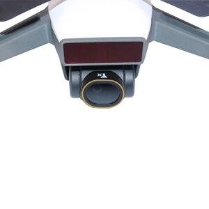 Image 5 - 3 pièces Drone Spark Filtres ND ND4 + ND8 + ND16 HD lentille de Filtre de protection Pour DJI Spark Drone Accessoires