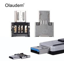 Кабель USB OTG адаптер USB Micro USB конвертер Кабели для мобильных телефонов разъем для Android-смартфон Планшеты ПК с OTG ADT658