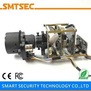 SIP-E178DMTLC módulo de cámara de placa IP 5MP IRIS automático SONY IMX178 Hi3516D 3,6-11mm lente de Zoom motorizado Micro SD/ranura para tarjeta TF