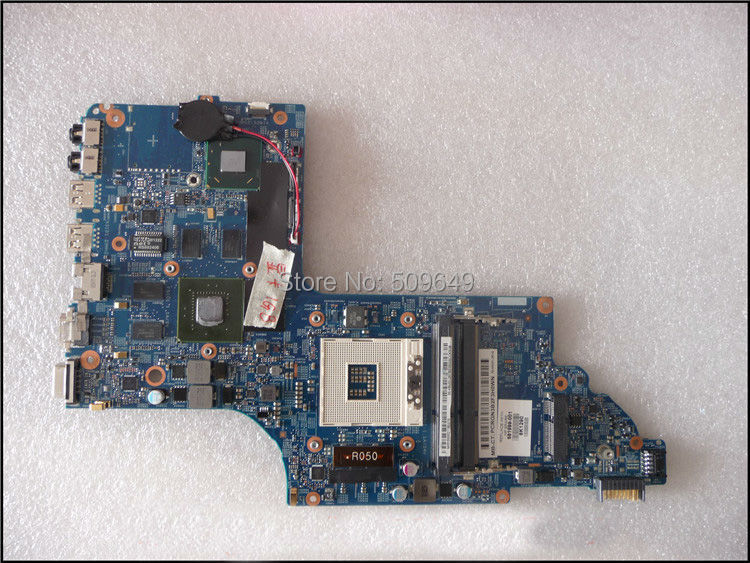 ФОТО Top quality , For HP laptop mainboard 681999-001 DV7-7000 HM77 GT630M/1G laptop motherboard,100% Tested 60 days warranty