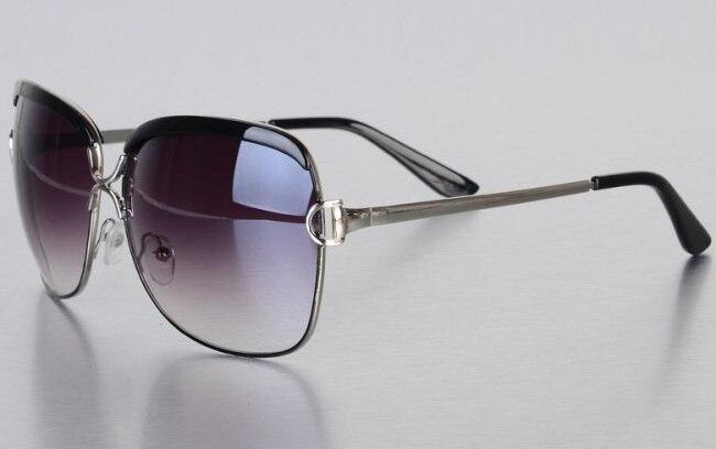 Солнцезащитные очки для женщин, oculos de sol feminino женские солнцезащитные очки Брендовые женские солнечные очки - Цвет линз: Черный