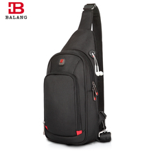 BALANG Crossbody-Bags Single-Shoulder-Strap-Pack Nylon Men Messenger Waterproof New-Fashion