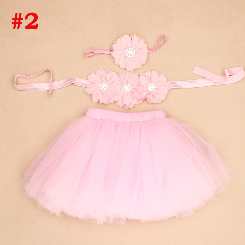 New-Princess-Baby-Tutu-Skirt-with-Matching-Flower-Headband-and-Bra-Top-Little-Girl-Tutus-Photo-Props-Costume-Outfit-TS067-2
