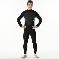 men pesca diving spearfishing wetsuit Rubber Diving suits neoprene 3mm wet suit scuba divers surf snorkel underwater swimsuits