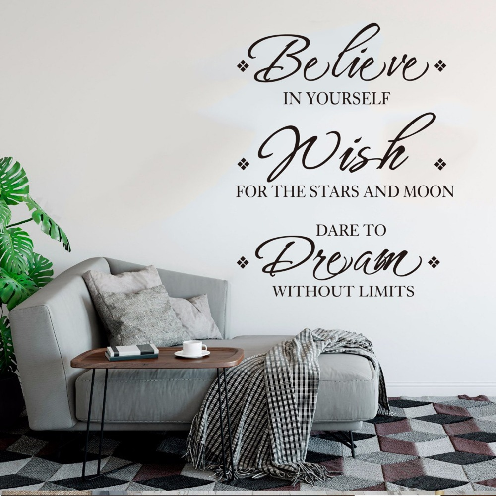 Do it yourself Laundry Funny vinyl wall decal quote sticker decor Inspirational